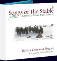 Songs of the Stable CD Cover